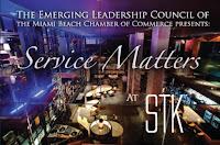"""ELC presents """"Service Matters"""""""