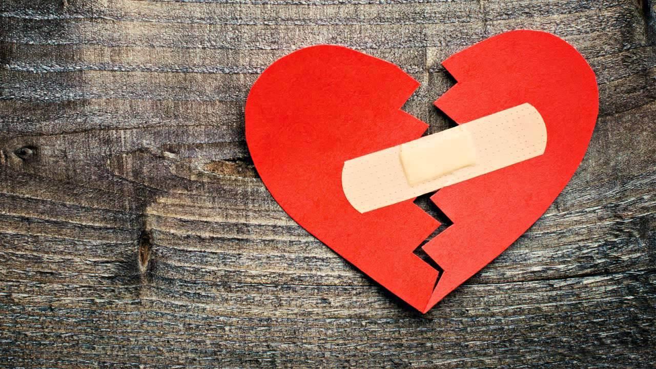 hàn gắn trái tim tan vỡ