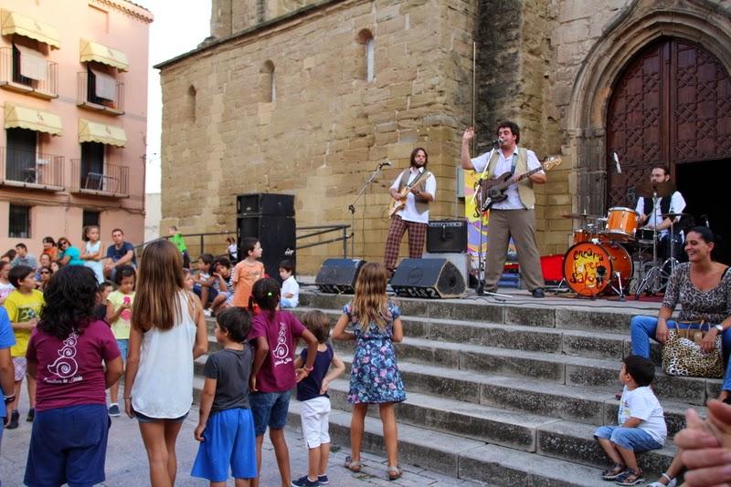 Festa infantil i taller balls tradicionals a Sant Llorenç  20-09-14 - IMG_4299.jpg