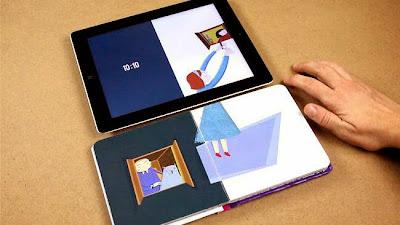 Bridging Book, fusionando la experiencia de los libros tradicionales con el iPad