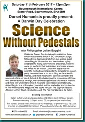 Science Without Pedestals 11 February 2017