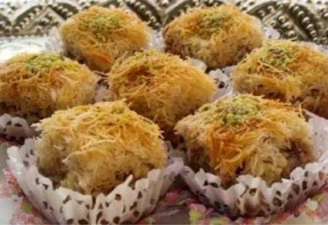 La cuisine alg rienne ktayef - La cuisine algerienne samira ...
