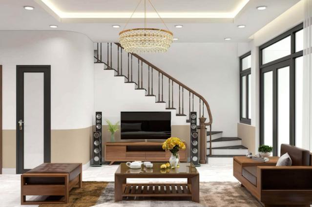 Các yếu tố cần biết khi thiết kế nội thất ở những ngôi nhà diện tích nhỏ