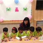 Friendship Day Celebrated by Nursery Evening Section at Witty World, Chikoowadi (2017-18)