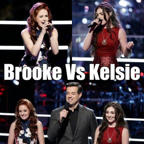 Brooke vs. Kelsie Knockouts