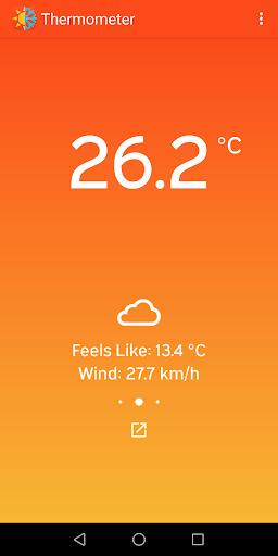 Thermometer screenshot 2