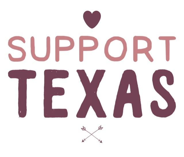 Support Texas: Hurricane Harvey Relief