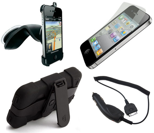 iPhone 4S Accessories, Accessories of iPhone 4S