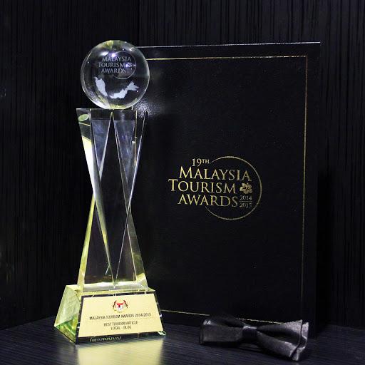 19th Malaysia Tourism Awards 2014/2015