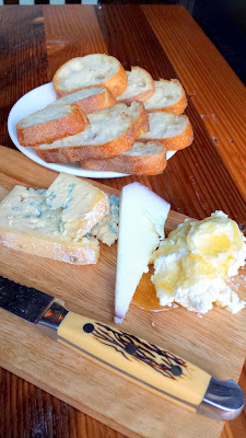 Jacknife PDX cheese board