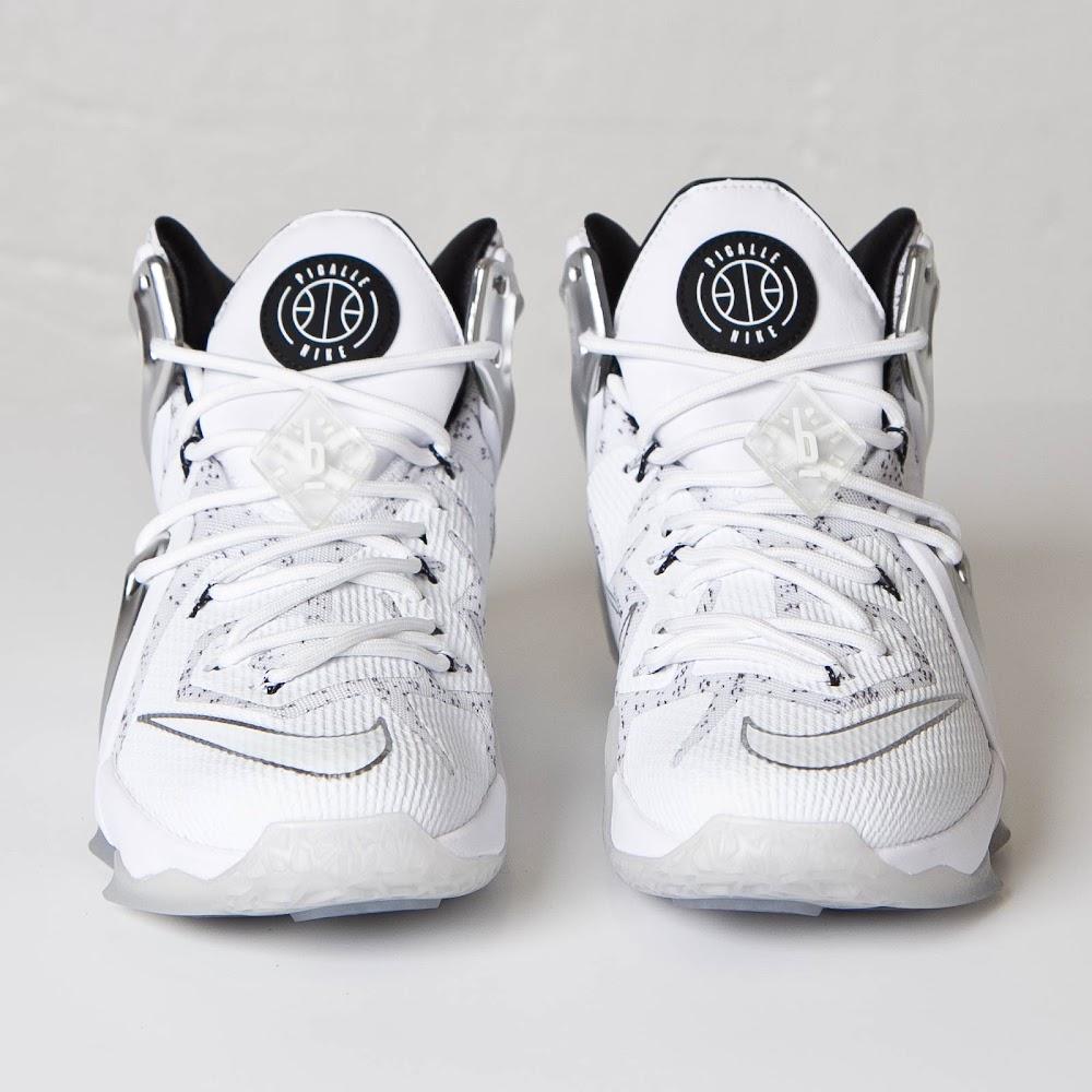 ec6fe15b124 ... Release Reminder Nike LeBron 12 Elite Pigalle Limited Edition ...