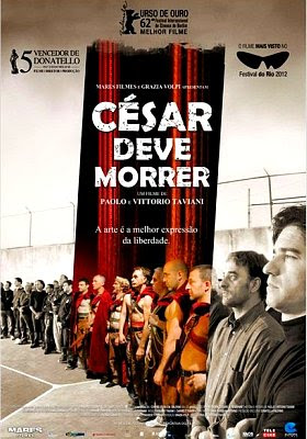 Filme Poster César Deve Morrer DVDRip XviD Dual Audio & RMVB Dublado