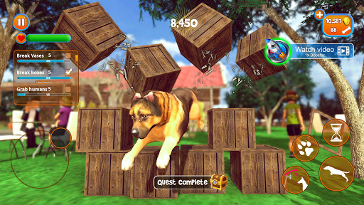 Virtual Puppy Simulator apkdebit screenshots 15