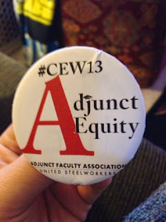 Adjunct Equity button