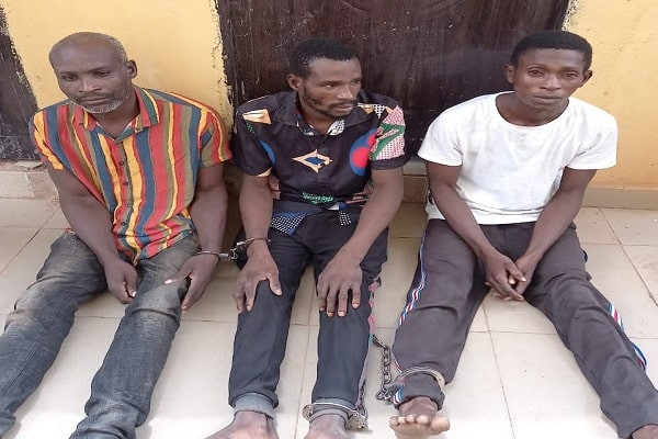 Security Guard Conspires With Kidnap Gang To Abduct His Bosses In Edo