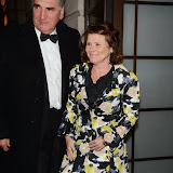 OIC - ENTSIMAGES.COM - Jim Carter and Imelda Staunton at the BAFTA - Fundraising Gala in London 5th February 2015  Photo Mobis Photos/OIC 0203 174 1069
