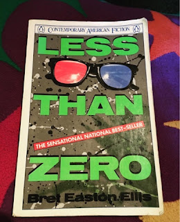 Less Than Zero Bret Easton Ellis