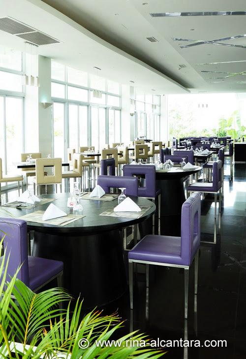 Jasmine Restaurant, The Oriental Legazpi
