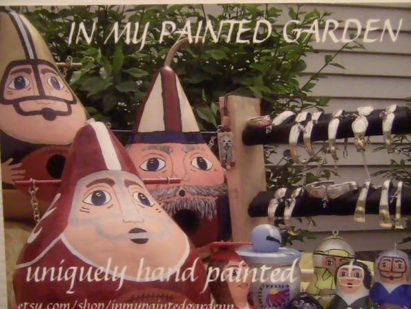 grab button for In My Painted Garden
