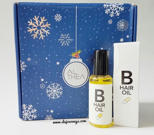 Hello Everybody Biotin Hair Oil