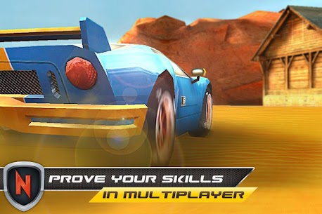 Real Car Speed: Need for Racer 4