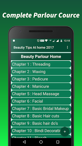 Beautiy Tips At home 2017  screenshots 3
