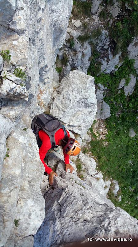 2015.07.25 - P. Craiului - Hornul Negru si Muchia Padinii Inchise