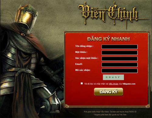 Demarcia về Việt Nam đổi tên thành Viễn Chinh Online 3