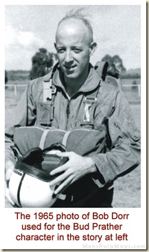 Robert F. Dorr Parachuting in Madagascar 1965