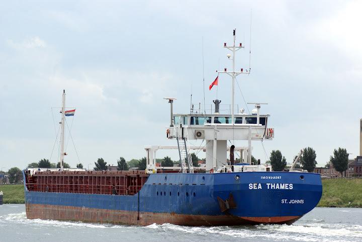 SEA THAMES