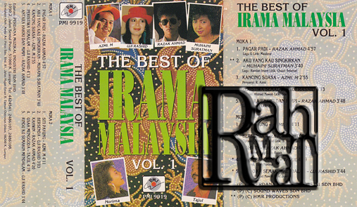 THE BEST OF IRAMA MALAYSIA VOL. 1
