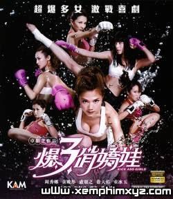 Hot Girl Lâm Trận - Kick Ass Girls