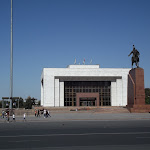 Biskek, Kirgizija