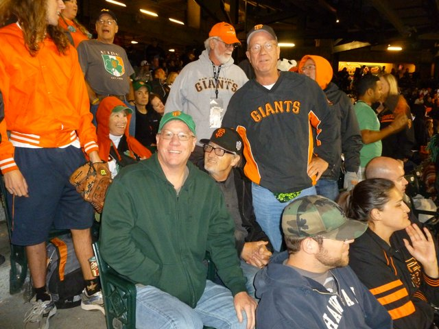SF Giants Irish Night June 2012