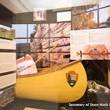 6-6-16 Finding your Adventure, Arkansas National Park Exhibit 1st Floor