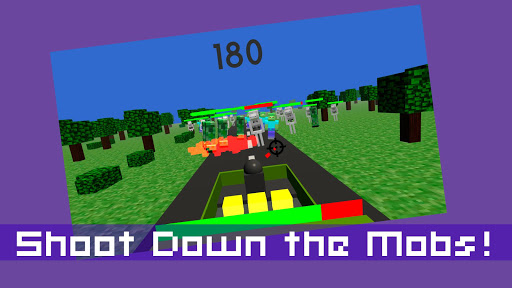 Mob Gunner Mod for Minecraft