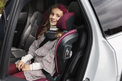 Bezpieczne foteliki samochodowe do 36 kg