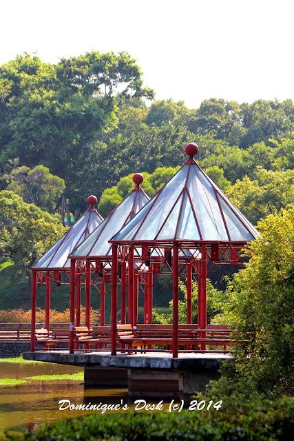 Red Pagodas
