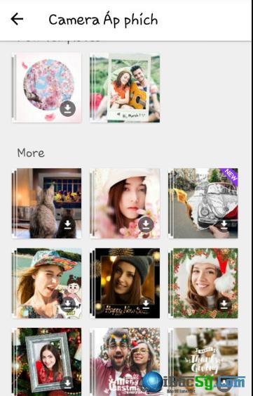 Hướng dẫn tải và cài đặt Camera360 Lite cho điện thoại Android + Hình 9