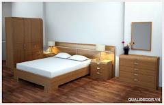 Nội thất phòng ngủ MS-34