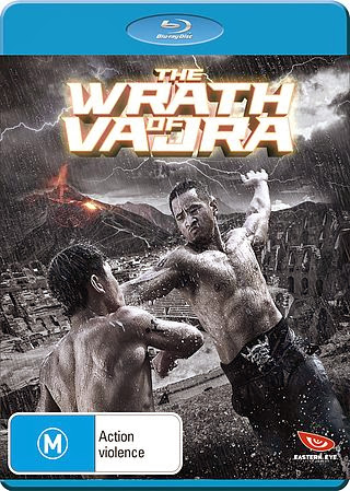 Filme Poster The Wrath of Vajra BRRip XviD & RMVB Legendado