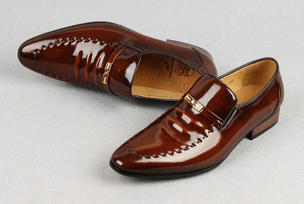 mua chung, Giày nam cao cấp LD01