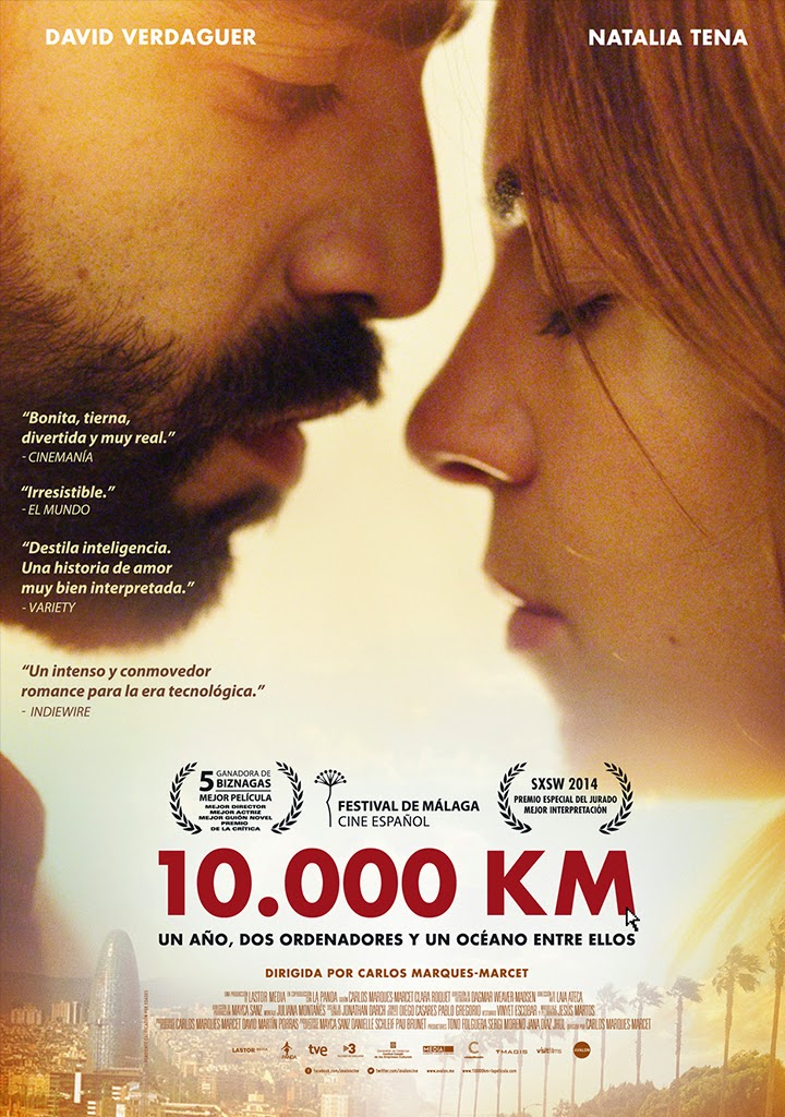 10.000 Χιλιόμετρα Η απόσταση μεταξύ μας (10.000 Km) Poster