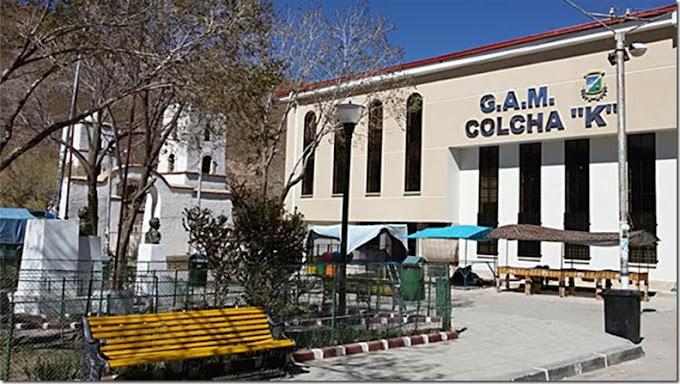 Colcha K: municipio potosino (Bolivia)