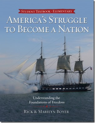 America's Struggle Review and Giveaway ends 10/5 at Homeschooling Hearts & Minds