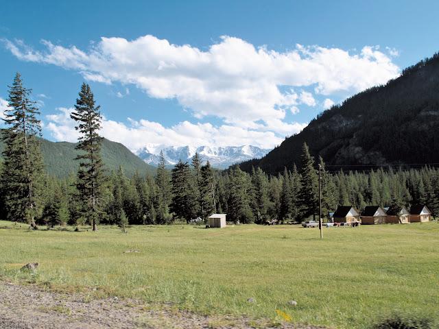 Col de Tchike Taman (alt. 1200 m). 8 juillet 2010. Photo : J. Marquet