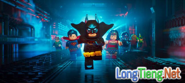 The LEGO Batman Movie - Siêu phẩm đầu năm 2017 - Ảnh 3.