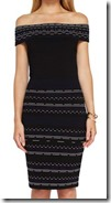 Ted Baker Bardot Knitted Dress