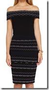 Ted Baker Bardot Knitted Dress