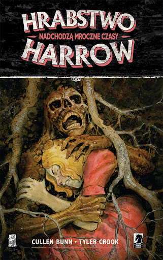 Hrabstwo Harrow tom 7 okładka